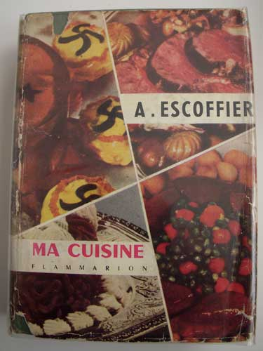 for Auguste escoffier ma cuisine