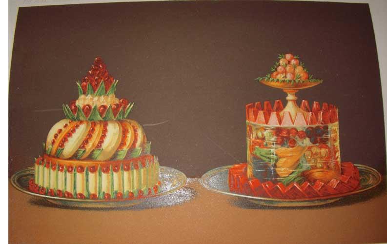 A Treatise On Cake Making